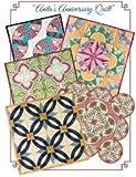 Anita Goodesign Anita's Anniversary Quilt Premium Collection Embroidery Designs
