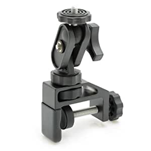 Pedco UltraClamp Assembly Camera Mount Accessory for Cameras, Scopes, and Binoculars (1.5-Inch)