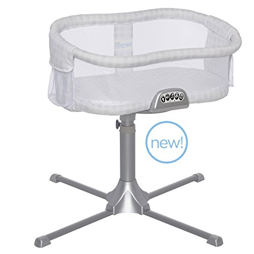 - HALO Bassinest Swivel Sleeper Premiere Series Bassinet, Luna