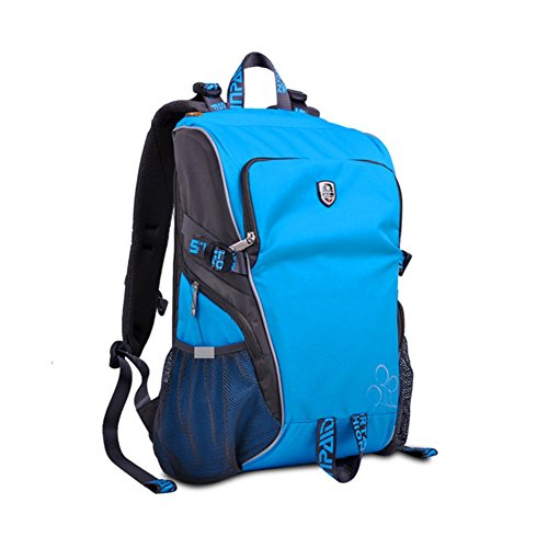 Kaisasi 2016 New Shoulder Bag Camera Bag Slr Camera Bag(blue)