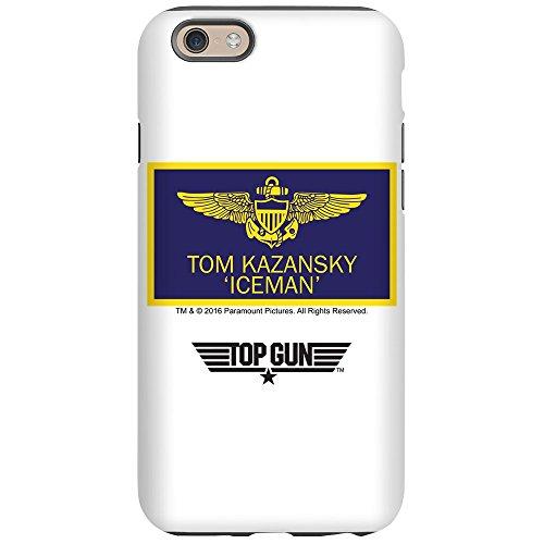 CafePress - Top Gun Iceman iPhone 6 Tough Case - iPhone 6/6s Phone Case, Tough Phone Shell