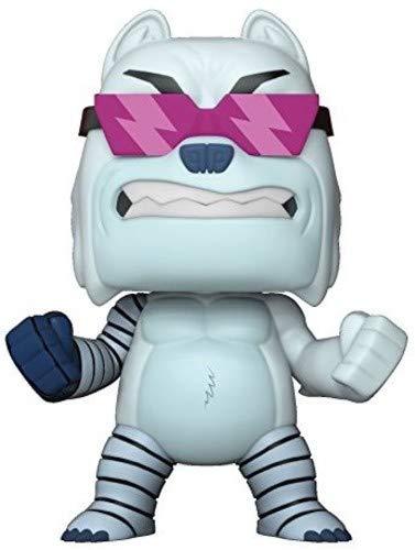 Funko Pop!- Teen Titans Go TNBTS CEE-Lo Bear Figura de Vinilo, Multicolor (28682)