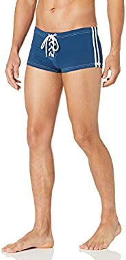 Sauvage Men's Football Sidestripe Lace Up S