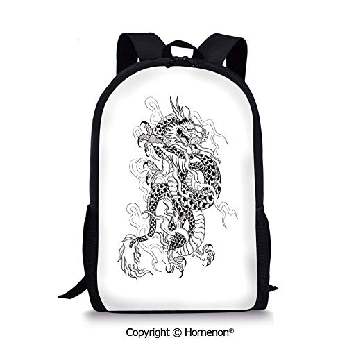 design School Backpack Back to School(17.3