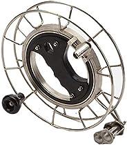 X-speed Kite Wheel Hand Grip Wheel Stainless Steel Labor-Saving Mute Adult Kite Reel with Large Bearing Roulet