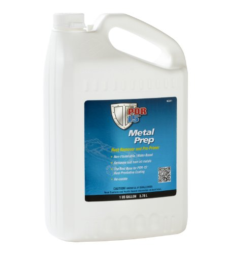 POR-15 40201 Metal Prep - 1 gal by POR-15