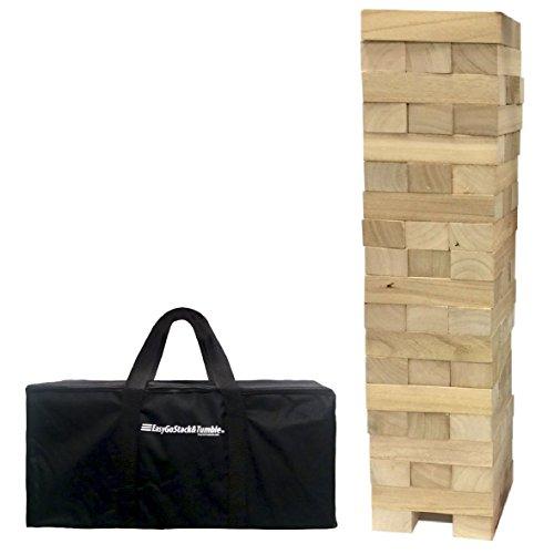 EasyGO Tumble Stacking Blocks Stacks