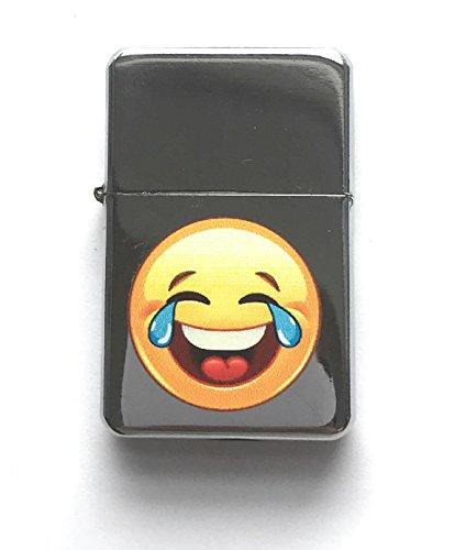 MSC - Emoji Smoking Pipe, Discreet Stealth CRYING face