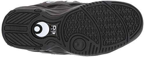 Noir Osiris Hommes Blanc Chaussures Skateboard D3 2001 De Pour 0UqTZwTO7