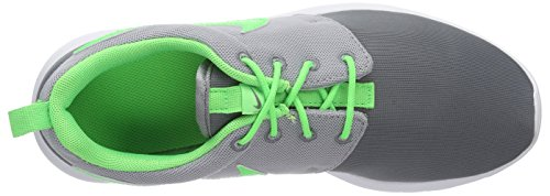 Scarpe Unisex Green Strike Grey Gs Multicolore wolf white Ginnastica Bambino da Grey One Nike Roshe Cool UYwFtt