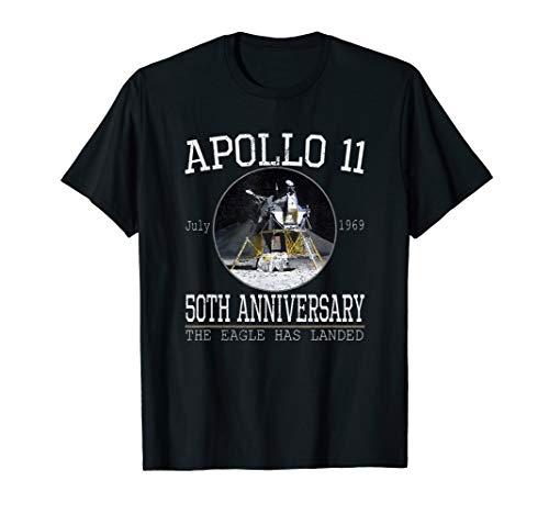 Apollo 11 Lunar Module 50th Anniversary The Eagle Has Landed T-Shirt