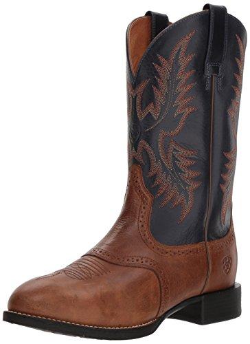 Ariat Heritage Stockman Femmes Sandstorm Chaussures Western x0wq1Ax