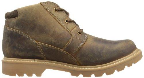 Cat Footwear GRAFT P714966 - Botas de cuero para hombre Marrón