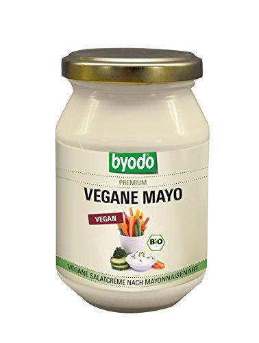 Byodo Bio Vegane Mayo, 3er Pack (3 x 250 ml)