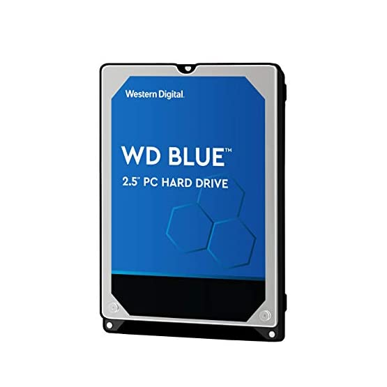 WD Blue 500GB Mobile Hard Disk Drive - 5400 RPM SATA 6 Gb/s 7.0 MM 2.5 Inch - WD5000LPCX 41iFXh1UwhL. SS555