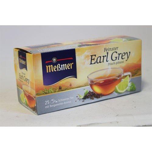 Messmer Earl Grey Messmer 25 Beutel