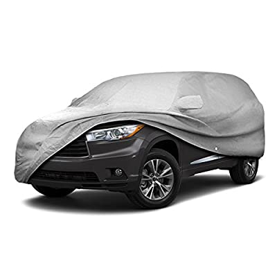 CarsCover Custom Fit 2008-2020 Toyota Highlander SUV Car Cover Heavy Duty All Weatherproof Ultrashield : Automotive