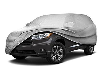 Amazon Com Carscover Custom Fit 2008 2018 Toyota Highlander Suv Car