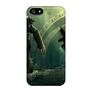 Slim Fit Tpu Protector Shock Absorbent Bumper Rage 8623 Case For Iphone 5/5s