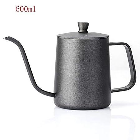 FGHSD cafetera Cafetera de 350 ml / 600 ml de Acero Inoxidable con ...