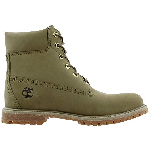 Premium 6in Green Boot Timberland Homme Boots vBnaw0wq5x