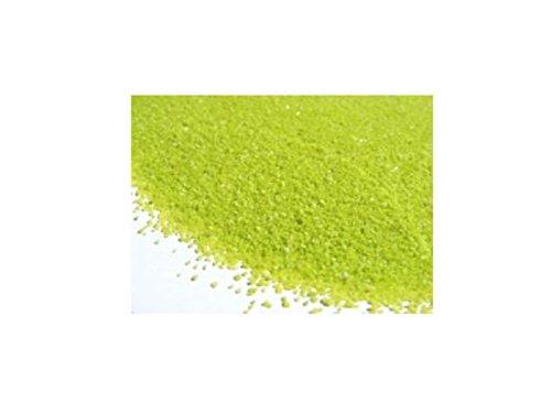 25 kg von Sand dünn 0.4 – 0.7 mm mm mm apfelgrün B01MRFHSG8 Granulate 94f436