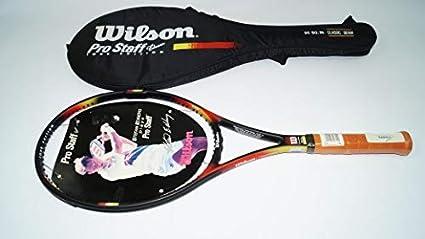 WILSON Pro Staff Classic 6.1 Tennisschläger L4 Edberg ...
