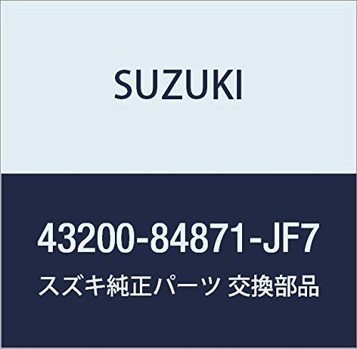 SUZUKI (スズキ) 純正部品 ホイールセット アルミ 14X4 1/2J(グレー) ワゴンR/ワイドプラスソリオ MRワゴン 品番43200-84871-JF7 B01LZL4U1S