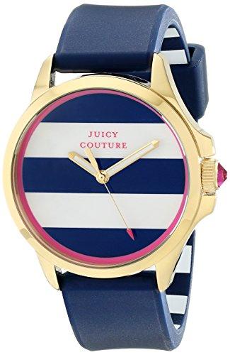 Juicy Couture Women's 1901222 Jetsetter Analog Display Quartz Blue Watch ()