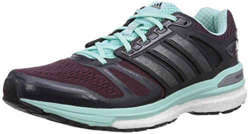 Mint Multicolore 7 Chaussures Supernova Adidas Red rich Femme Boost De Running frost carbon Sequence Metallic 6wt6IqHd8