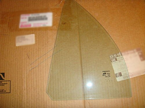 toyota corolla rear vent glass - 7