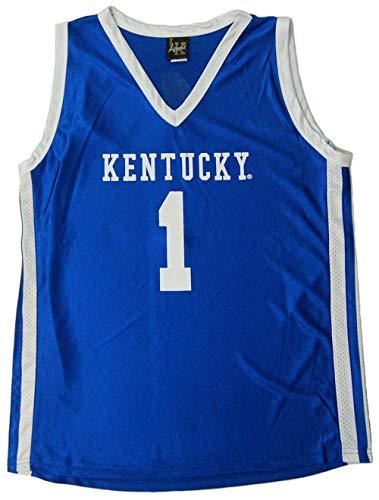 University of Kentucky Youth Basketball Jersey (X-Large)