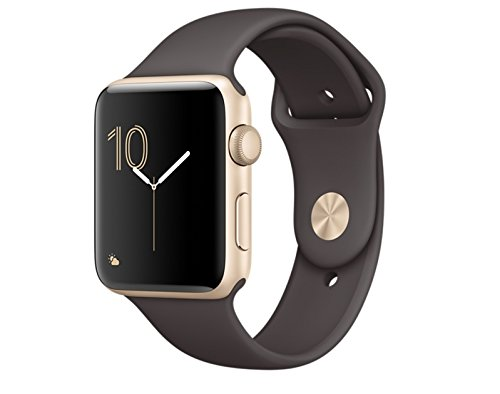 Apple Watch Aluminum Cocoa Sport