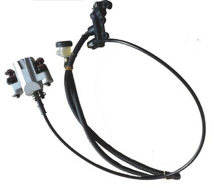 SV1100 Park Brake Aseembly D650.07.02.03.00 Joyner 650 Sand Spider