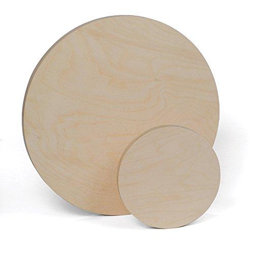 Flat Round Circle - 9
