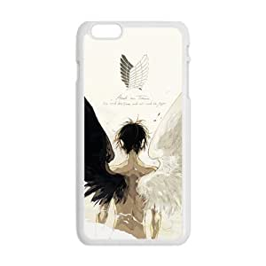 KORSE Angel boy Cell Phone Case for Iphone 6 Plus