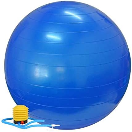 PowerDirect Swiss Ball - Balón de Fitness para Pilates, Yoga ...