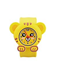 Cute Shap Kids Watch for Toddler Packed in Gift Box for Christmas
