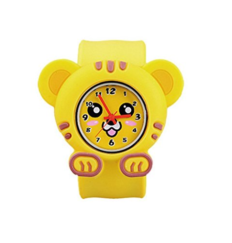 Price comparison product image Cute Shap Kids Watch for Toddler Packed in Gift Box for Christmas