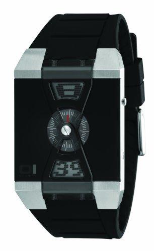 01TheOne Men's AN09G05 X Watch Classic Digital Watch