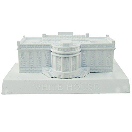 TG,LLC US White House Souvenir Metal Building Replica Die Cast Novelty Pencil Sharpener ()