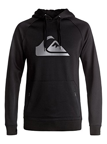 Quiksilver Black Sweatshirt - 2