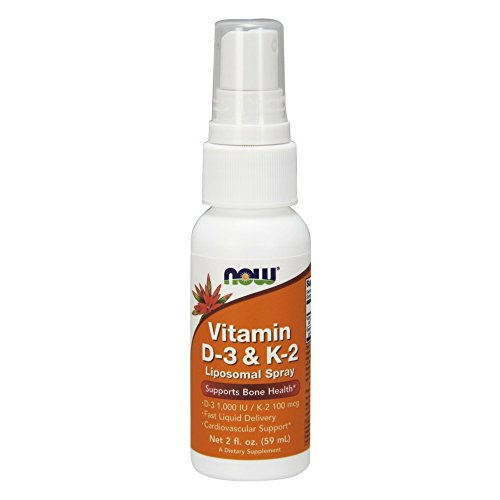 Which are the best vitamin d spray liposomal available in 2020?