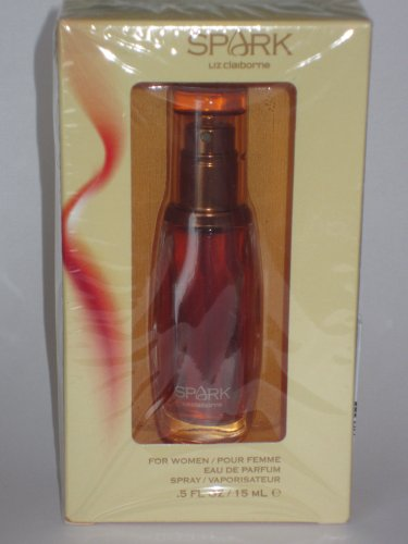 - Liz Claiborne Spark Women Parfume Edp Spray 0.5 Oz / 15 Ml New in Box
