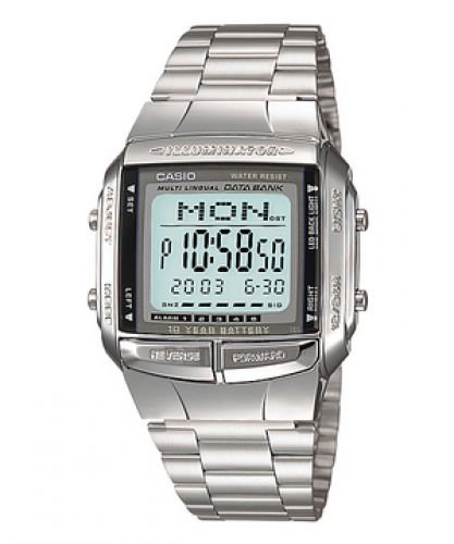 Casio General Men's Watches Data Bank DB-360-1ADF - WW