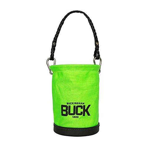 (Buckingham 1231G4Q30 Sanitary Mini Bucket with Replaceable Handle; Tool Bucket, 7 Length, 5.5 Width, 7 Height)