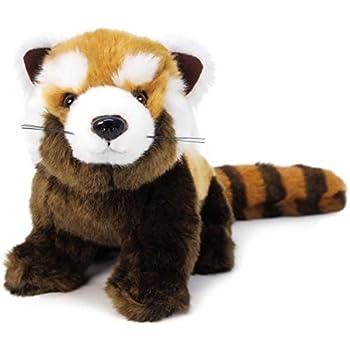 Amazon Com Viahart Raja The Red Panda 1 1 2 Foot With Tail