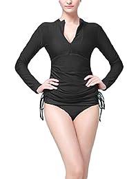 Women's Rash Guard Shirts   Amazon.com