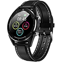 OPTA SB-120 Thisbe Bluetooth ECG PPG Fitness Watch| Blood Pressure Multi-Sport Mode| Heart Rate | Waterproof |1.54 inch Color Screen Fitness Tracker for All Android/iOS