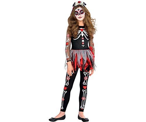 AMSCAN Scared to the Bone Halloween Costume for